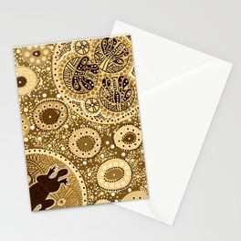 The Bogon Moths of the past, the present and the future Stationery Cards