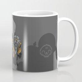 The Four Horsemen of the Apocalypse (Black) Coffee Mug