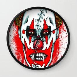 Gogo the Clown Wall Clock