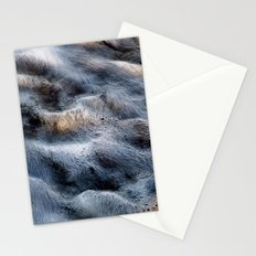 Wavy sea Stationery Cards