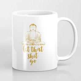 Inspirational Print Do Epic Shit Good Vibes Only Positive Inspiration Positive Vibes Printable Art Coffee Mug