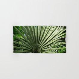 Fan Palm Hand & Bath Towel