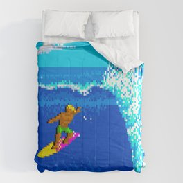 Surf's Up! Comforters