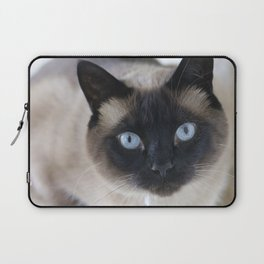 Innocent Expression Laptop Sleeve