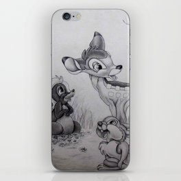 Bambi iPhone Skin