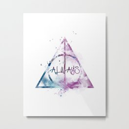 Always Metal Print