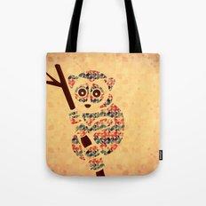 The Pattern Loris Tote Bag