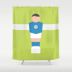 #79 Foosball Shower Curtain