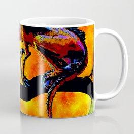 DRAGON FIRE HARVEST MOON DREAM Coffee Mug