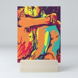 Hold me Mini Art Print