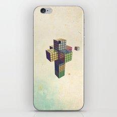 Francis 1  iPhone & iPod Skin