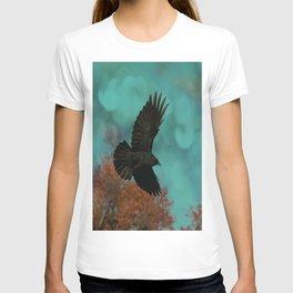 Soaring Crow T-shirt