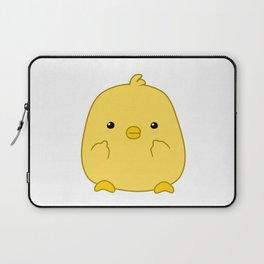 Cute Chick Laptop Sleeve