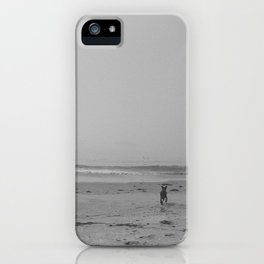 The Chase iPhone Case