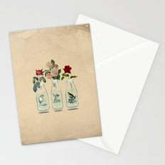bottled spring Stationery Cards