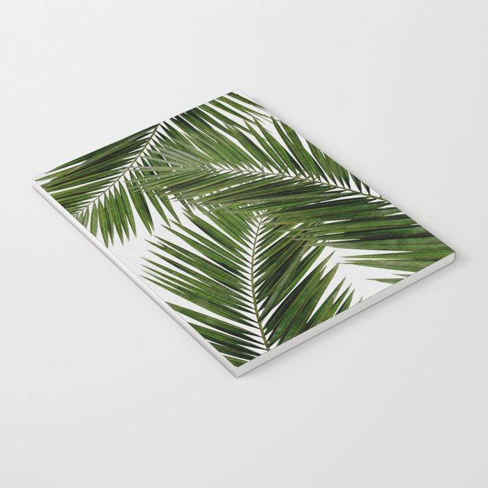 Palm Leaf III Notebook