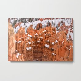 Bryce Canyon - Sunset Point IV Metal Print