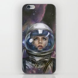 Astro Girl iPhone Skin