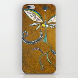 Natural Beauty V iPhone Skin