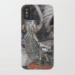 Skeleton Wares iPhone Case