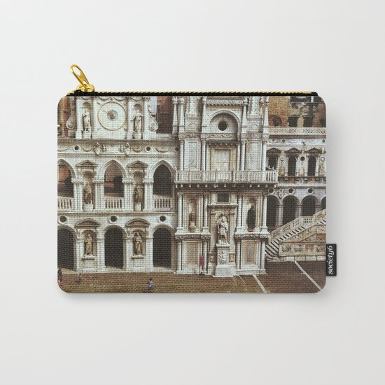 Doge's Palace Courtyard Carry-All Pouch