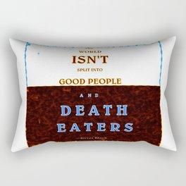 Good & Death Eater Rectangular Pillow