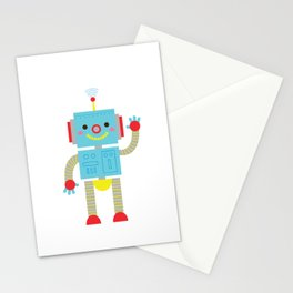 Sending Signals Stationery Cards