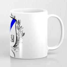 Valeton University Crest Coffee Mug