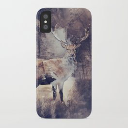 King of the Woods iPhone Case