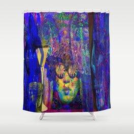 Studio 54 tribute Shower Curtain