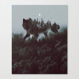 noctivagant Canvas Print