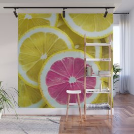 Life's Lemons Wall Mural