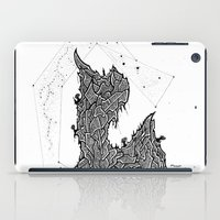 constellations iPad Cases featuring Constellations by Mason Misener