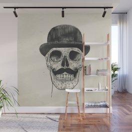 Gentlemen never die Wall Mural