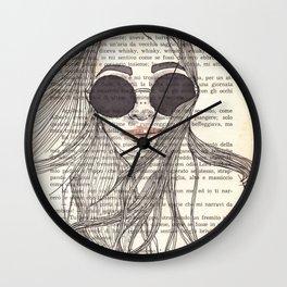 Jezebel Wall Clock