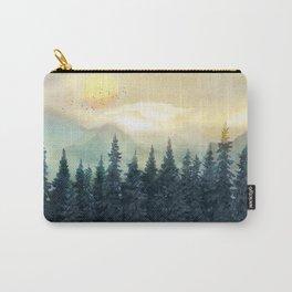 Forest Under the Sunset II Tasche
