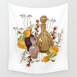 Scented Garden Wall Tapestry