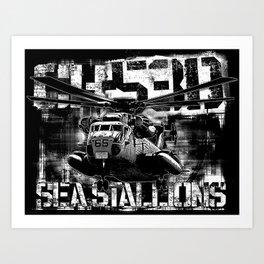 CH-53 Sea Stallion Art Print