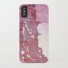 night lights Slim Case iPhone X
