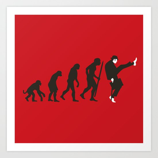 Evolution of silly walks by laundryfactory