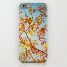 textured leaves. Slim Case iPhone 6s