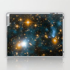 Cosmos 2, When stars collide (enhanced version) Laptop & iPad Skin
