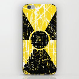 Radioactive iPhone Skin