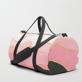 Minimal Landscape 02 Duffle Bag
