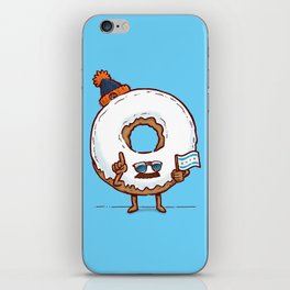 The Chicago Donut iPhone Skin
