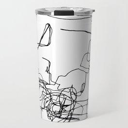 A new car Travel Mug