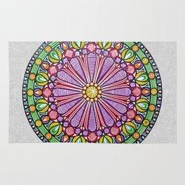 Mandala 5 Rug