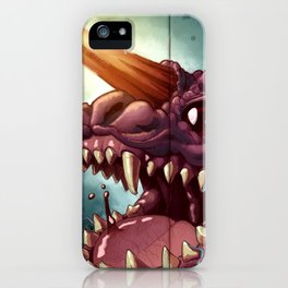 Baragon GMK iPhone Case