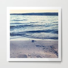 Beach Feeling Metal Print
