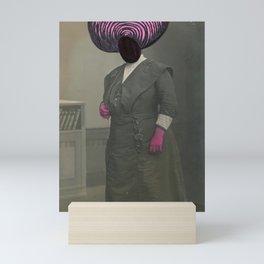 The Lady Mini Art Print
